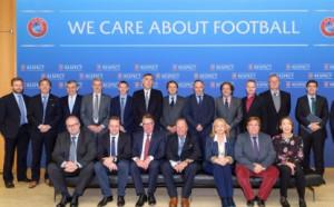 Лекарят на футболните национали взе участие в заседание на Медицинската комисия на УЕФА