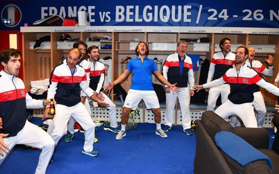 Франция триумфира с Купа Дейвис за 10-и път
