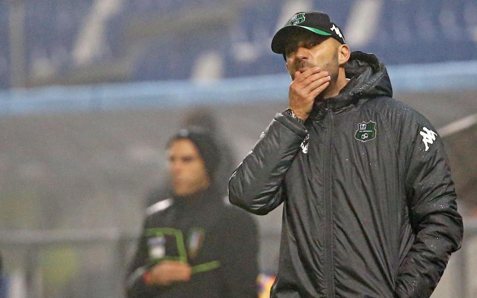 Сасуоло също се раздели с треньора си