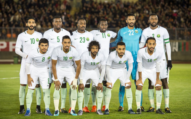 Участникът на Световното първенство това лято Саудитска Арабия стигна до