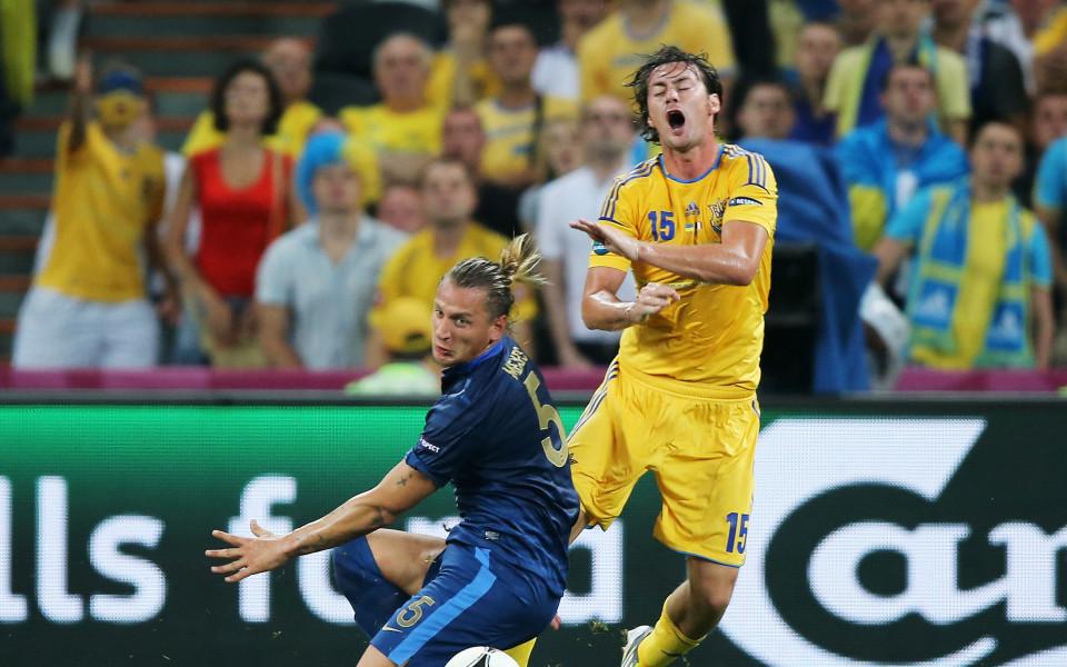 Лудогорец следи украински национал, вади 800 000 евро