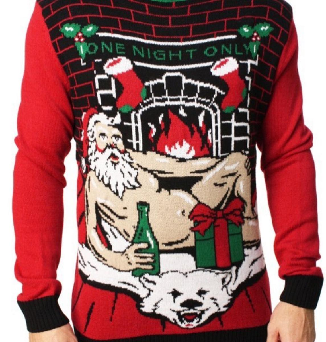 Дядо Коледа не е такъв, какъвто изглежда.