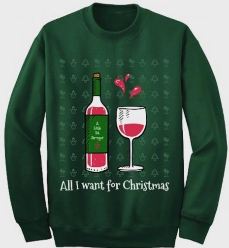 Посланието на някои пуловери е болезнено откровено.