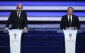Путин: Очакваме 2.7 милиона фенове за Световното