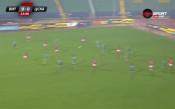 Витоша - ЦСКА 0:1 /първо полувреме/