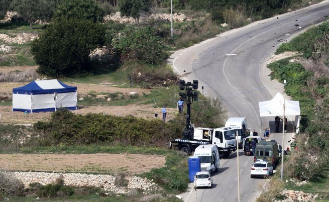 Десет арестувани за убийството на Дафне Галиция