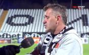 Акрапович: Реален резултат, за бивши играчи няма да говоря