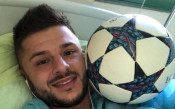 Румънски футболист на Берое претърпя операция