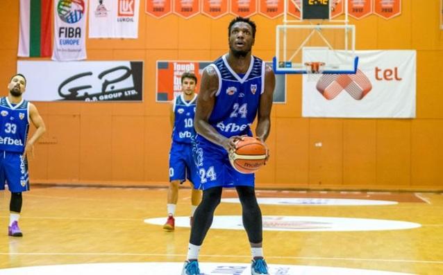 Седрик Боуен източник: nbl.basketball.bg