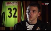 Антонис Стериакис от баскетбола до футбола