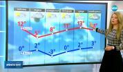 Прогноза за времето (09.12.2017 - обедна)