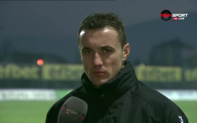 Генчев: Най-слабият ни мач, разочарован съм от целия отбор
