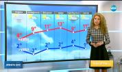 Прогноза за времето (09.12.2017 - централна)