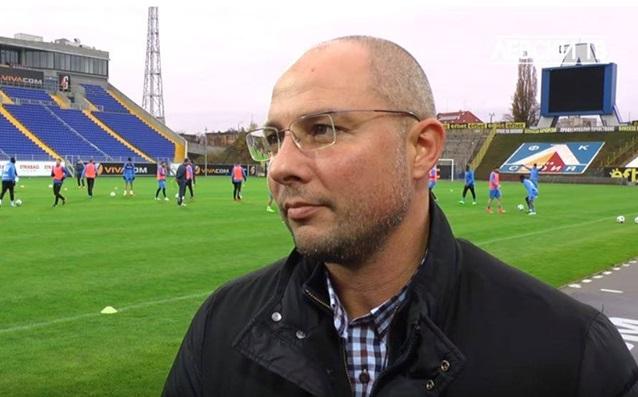 Новият мениджър и координатор на спортно-техническата дейност в Левски –