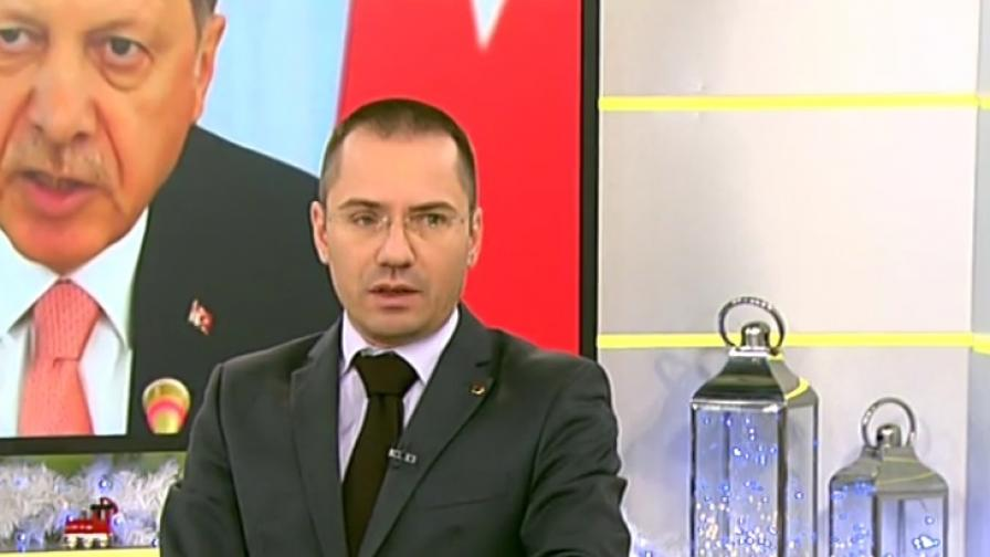 Джамбазки: Ердоган се опитва да ревизира всички граници