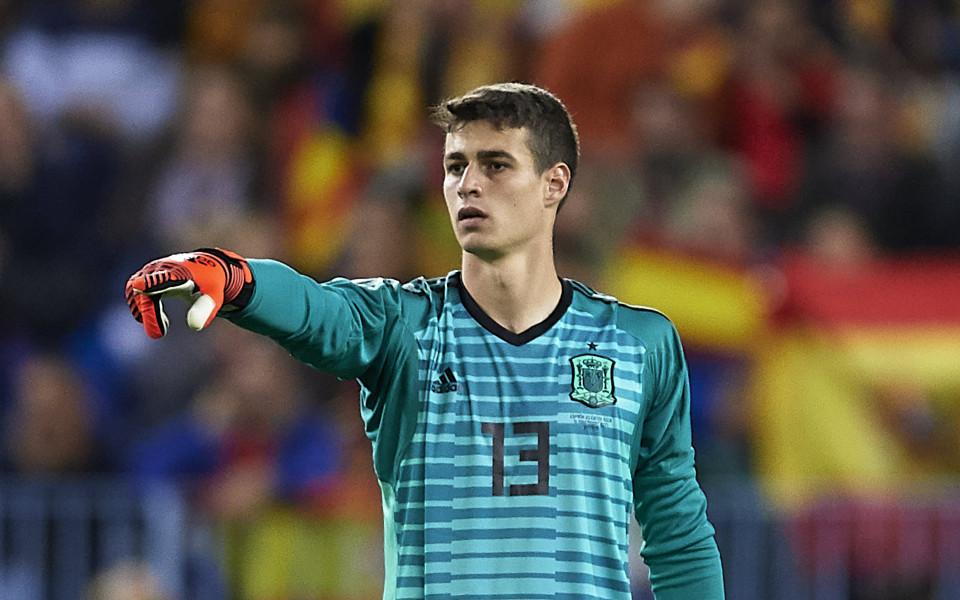 Реал подписва с вратар първата седмица на януари