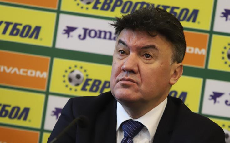 Боби Михайлов: Щом ще се кандитатирам за президент, значи съм уверен