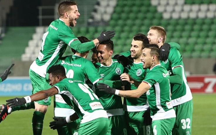 Лудогорец играе контрола с елитен румънски тим