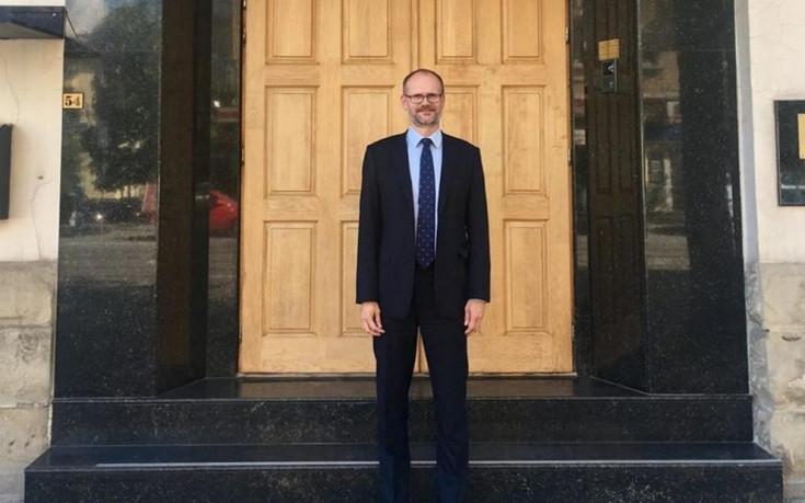 Посланикът на Дания ще бъде патрон на благотворителния търг на Гонг и