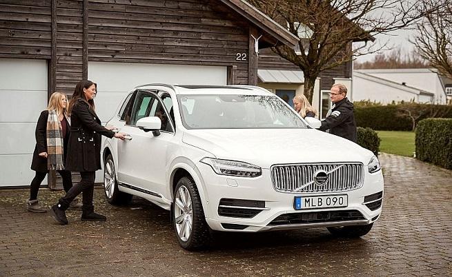 Стартира проектът на Volvo за разработване на автономни технологии