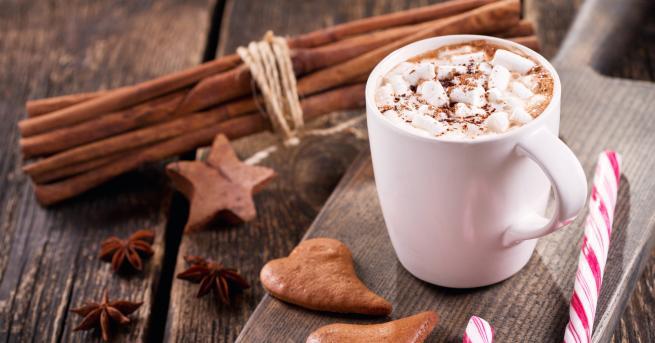Няма нищо по-хубаво от топла напитка в студените, мрачни дни.