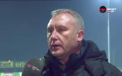 Киров: Задължително трябваше да спечелим, бях сигурен, че няма да подценим Литекс