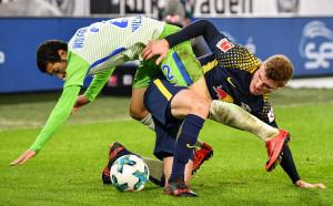 Лайпциг отново стъпи накриво и е напът да загуби второто място