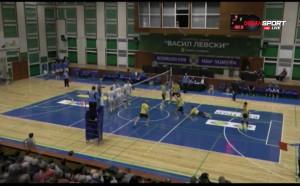 Златният гейм - обзор на събитията от 11-ия кръг в Суперлигата по волейбол /първа част/