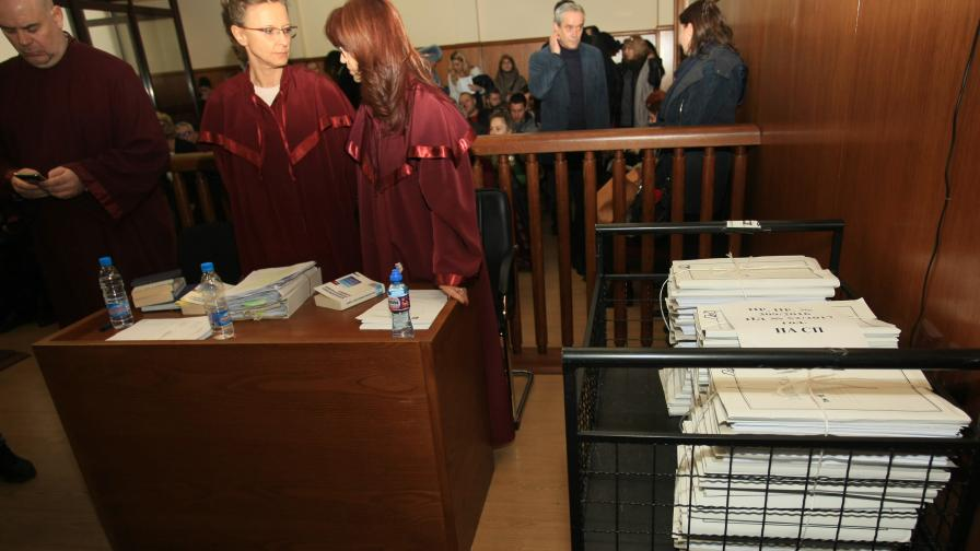 Съдът не даде ход на делото КТБ