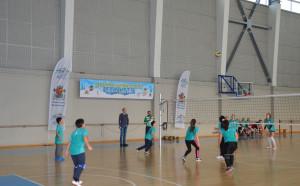 """600 деца събра Коледният празник """"Да подкрепим колективните спортове"""""""