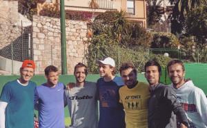 Звездният отбор Монако с Гришо и Ноле се събра