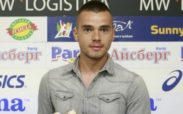 Алекс Колев се разписа при успех на Арка Гдиня