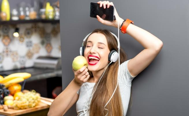 изследване твърди, че мозъкът на тези, които настръхват, докато слушат музика е по-специален.