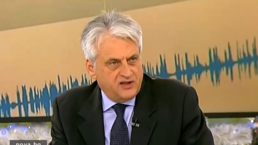 "Бойко Рашков се оплака от ТВ водещи: ""Бих ги сменил"""