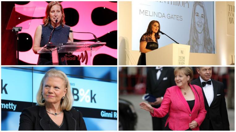 Жените, с които всички се съобразяваха през 2017