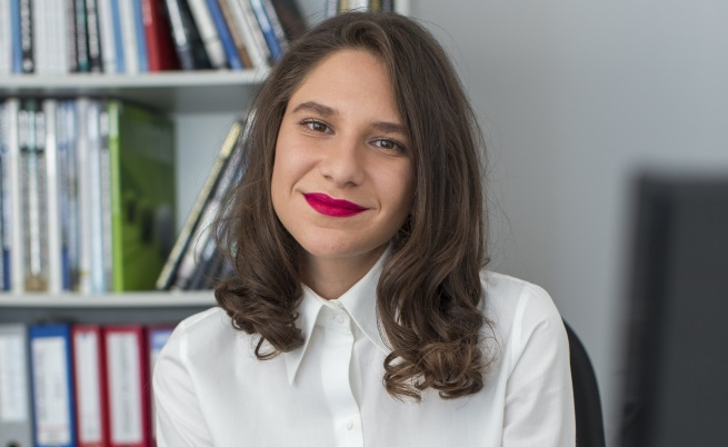 """Ралица Бехар – представител на """"Продукт на годината"""""""