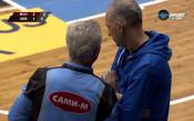Технически проблеми дадоха комфортен аванс на ВК Левски