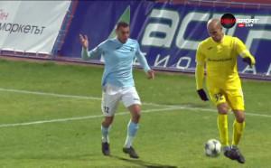 Докъде стига Левски, когато елиминира Дунав?