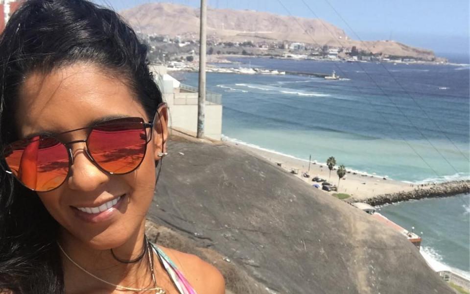 Перуанска волейболистка иска пак да позира гола