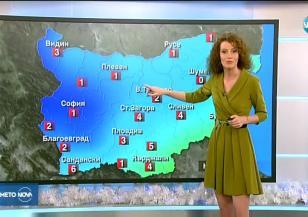 Прогноза за времето (16.12.2017 - централна емисия)