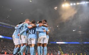 Манчестър Сити разказа играта на Тотнъм, победната серия продължава