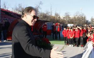 Барези: Малко е тъжно днес чужденци да държат Милан и Интер