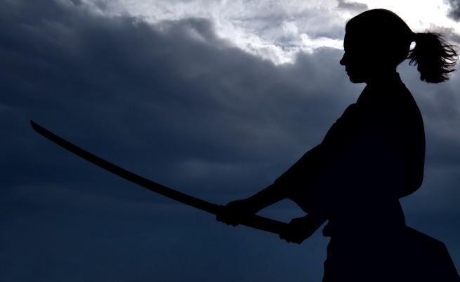 Онна-бугейша - безпощадните жени самураи