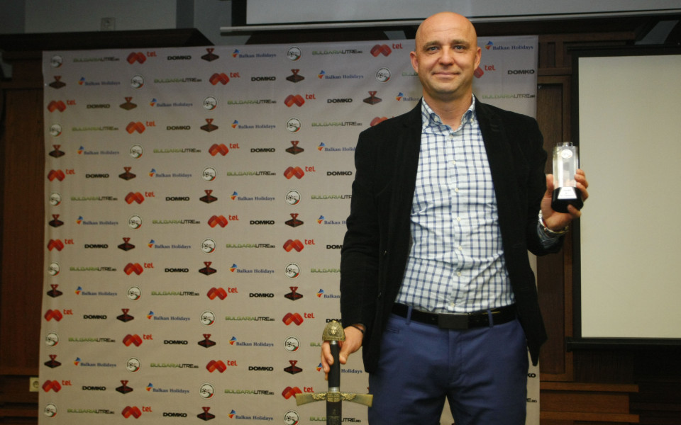 Станислав Тодоров свири Лудогорец – Ботев Пд