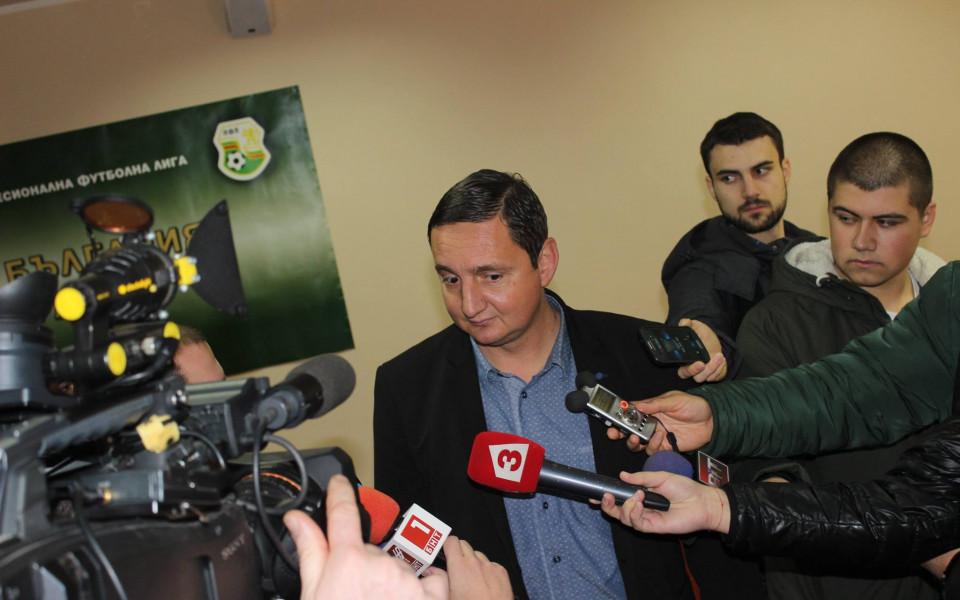 Асен Караславов е пред завръщане вБотев Пловдив. Бившият тийм мениджър