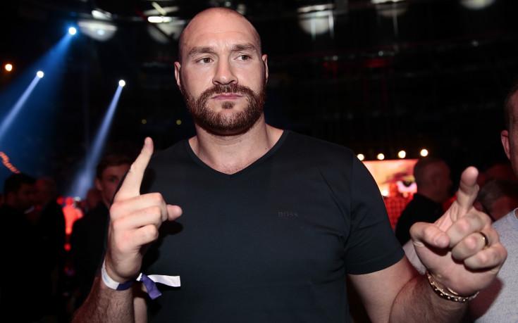 Фюри се качва отново на ринга на 9 юни