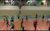 Обзор на 12-ия кръг във волейболното първенство (първа част)