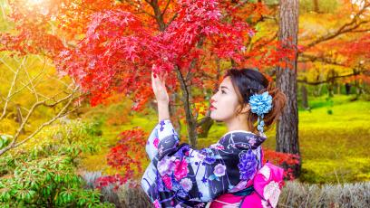 Японска легенда за червената нишка на съдбата