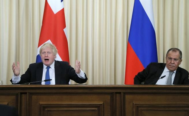 Борис Джонсън: Лондон не може да игнорира руската намеса в избори по света
