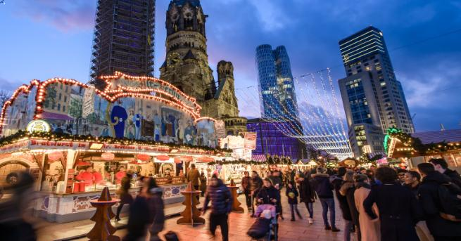 Полицията отцепи и евакуира голям район отколеден базар в германския